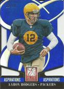 2014 Elite Die Cuts #36 Aaron Rodgers  13/88 Packers