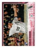 2015 Topps Update Pink #US324 Carlos Rodon NM-MT RC Rookie 38/50 White Sox