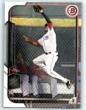 2015 Bowman #104 Billy Hamilton NM-MT Reds