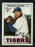 2016 Heritage High Number Variations #648.2 Michael Fulmer NM-MT SP / Color
