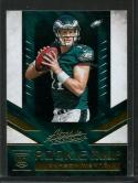2016 Absolute Rookie Roundup #1 Carson Wentz NM-MT Eagles