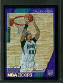 2016-17 Hoops Artist Proof Black #63 Willie Cauley-Stein NM-MT 1/1 Sac Kings