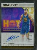 2016-17 Hoops Hot Signatures #47 Andrew Bogut NM-MT Auto Mavericks