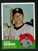 2012 Heritage #92 Austin Romine NM-MT Yankees