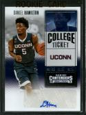 2016-17 Contenders Draft Picks College Ticket #151 Daniel Hamilton NM-MT
