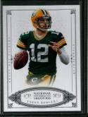 2012 National Treasures #1 Aaron Rodgers NM-MT 65/99 Packers