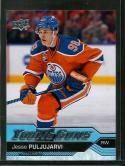 2016-17 Upper Deck #225 Jesse Puljujarvi NM-MT Young Guns