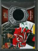 2016-17 Upper Deck UD Game Jerseys #GJ-AH Adam Henrique NM-MT MEM NJ Devils