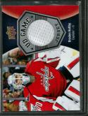 2016-17 Upper Deck UD Game Jerseys #GJ-BH Braden Holtby NM-MT MEM Capitals