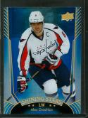 2016-17 Upper Deck Shining Stars Blue #SS-31 Alexander Ovechkin NM-MT Capitals Left Wingers