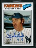 2016 Archives 65th Anniversary Edition Autographs #A65-SL Sparky Lyle NM-MT Auto Yankees