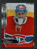2016-17 Parkhurst Red Border #345 Charlie Lindgren NM-MT RC Rookie Canadiens