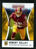 2016 Rookies and Stars Rookies Two Star #221 Robert Kelley NM-MT Redskins