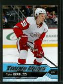 2016-17 Upper Deck #471 Tyler Bertuzzi NM-MT Red Wings Young Guns