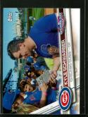 2017 Topps Opening Day Stadium Signatures #SS-20 Kyle Schwarber 1:420 packs NM-MT Cubs
