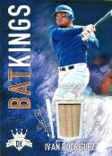 2017 Diamond Kings Bat Kings #21 Ivan Rodriguez NM-MT 87/99 Rangers