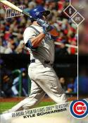 2017 Topps Now #17 Kyle Schwarber PR: 699 NM-MT Cubs