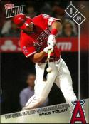 2017 Now #25 Mike Trout NM-MT Angels