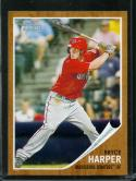 2011 Heritage Minor League #16 Bryce Harper NM-MT