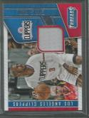 2016-17 Threads Materials #66 Chris Paul NM-MT MEM Clippers