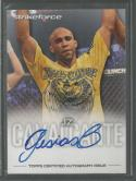 2012 Knockout Fighter Autographs #FA-JZC JZ Cavalcante NM-MT Auto