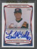 2010 USA Baseball Autographs #A15 Lance McCullers NM-MT Auto