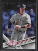 2017 Topps Variations Factory #287 Aaron Judge Running Bases NM-MT SP Yankees