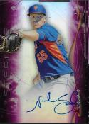2014 Bowman Sterling Pospects Autographs Magenta Refractor #BSPA-NS Noah Syndergaard NM-MT RC Rookie Auto 97/99 Mets