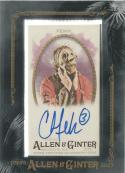 2017 Allen and Ginter Framed Mini Non Baseball Autographs Black #MA-CF Chris Fehn NM-MT Auto 22/25