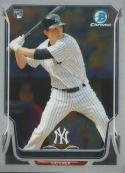 2014 Bowman Chrome #8 John Ryan Murphy NM-MT RC Yankees