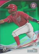 2016 Bowman Platinum Top Prospects Green #TP-VR Victor Robles NM-MT 15/99 Nationals