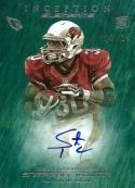 2013 Topps Inception Elements Autograph #IEA-ST Stepfan Taylor NM-MT Auto 16/25 Cardinals