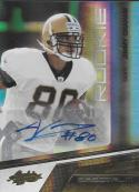 2010 Panini Absolute Spectrum Gold Autographs #150 Jimmy Graham NM-MT Auto 202/299 Saints