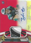 2013 Topps Finest Rookie Red Refractor Autographed Patch #RAP-ZE Zach Ertz NM-MT RC MEM Auto 43/75 Eagles