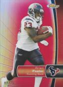 2012 Topps Finest Red Refractors #80 Arian Foster NM-MT 9/25