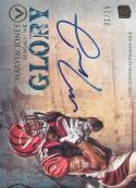2012 Topps Valor Autographs Glory #VA-MJ Marvin Jones NM-MT Auto 1/25