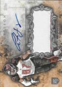 2014 Topps Inception Auto Jumbo Patches #IAJP-AS Austin Seferian-Jenkins NM-MT RC MEM Buccaneers