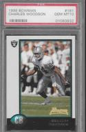 1998 Bowman #181 Charles Woodson NM-MT RC Raiders