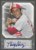2006 Fleer Greats of the Game Autographs #94 Tony Perez NM-MT Auto Reds