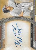 2015 Topps Tier One Acclaimed Autographs #AA-MT Mark Teixeira NM-MT Auto 61/149
