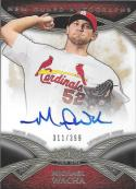 2014 Topps Tier One New Guard Autographs #NGA-MWC Michael Wacha NM-MT Auto 311/399 Cardinals