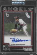 2004 Topps Retired Signature Autographs #RC Rod Carew NM-MT Auto Angels