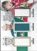 2012-13 In The Game Draft Prospects Past Present and Future Jerseys #PPF09 Mario Lemieux/Joe Thornton/Nathan MacKinnon N