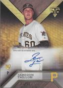 2016 Topps Triple Threads Autographed Rookies #ARC-JTA Jameson Taillon NM-MT Auto 21/99 Pirates