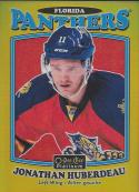 2016-17 O-Pee-Chee Platinum Retro Rainbow Gold #R-11 Jonathan Huberdeau NM-MT 132/149 Panthers