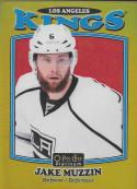 2016-17 O-Pee-Chee Platinum Retro Rainbow Gold #R-13 Jake Muzzin NM-MT 145/149 Kings