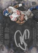 2014 Bowman Inception Silver Signings #ISS-OB Odell Beckham Jr. NM-MT 7/50 New York Giants