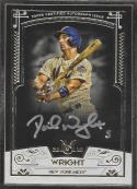 2016 Museum Framed Autographs Gold Frame #MCA-DW David Wright NM-MT Auto 6/15 Mets