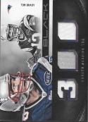 2012 Black Stat Line Materials #1 Tom Brady NM-MT MEM 69/99 Patriots