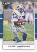 2017 Panini Playoff #129 Barry Sanders NM-MT Lions